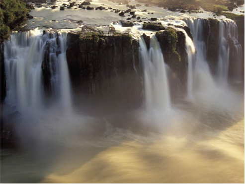 The Iguazu Falls best spoken Ecotours