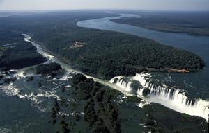 Iguazu falls Jungle Yacutinga Lodge