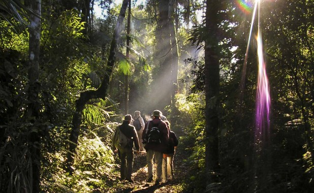 Hikes Iguassu falls Argentina ecolodge