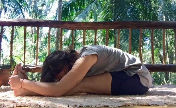 Yoga Practice Yacutinga Lodge
