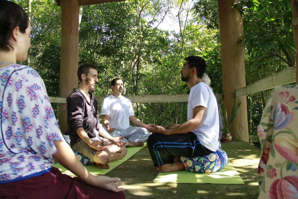 Meditación entre las copas de los árboles- Torre de meditación - Yacutinga Lodge