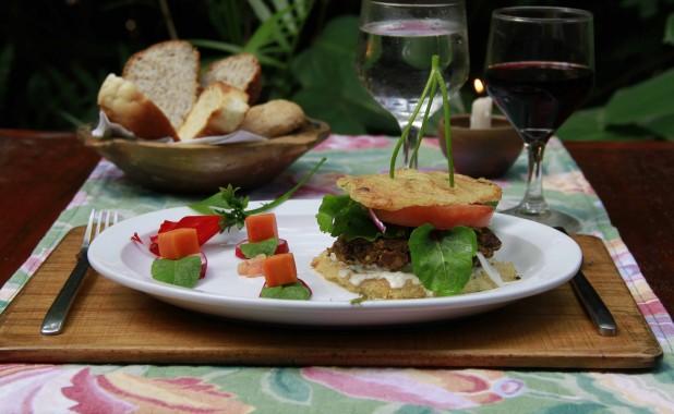 Menues veganos y vegetarianos