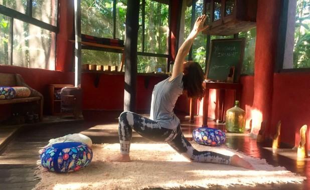 Prácticas de Yoga - Salón de colibríes