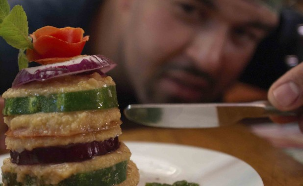 Menues veganos y vegetarianos yacutinga lodge
